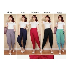 ... Biru Daftar Update Source Kulot Faszha Jeans Source 168 Collection Celana Michi Long Pant Hitam Daftar