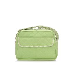 2016 Canvas Crossbody Bags Women Messenger Bags Floral Printing Small Shoulder Bag Ladies Summer Beach Bags Waterproof Handbags (Green) - INTL