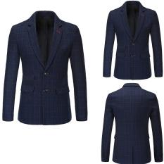 2016 Men's Casual Suit Woolen Suit Coat England - Intl