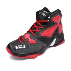 2017 Men's Basketball Shoes High Top Basket Fashion Designed Sport Walking Shoes High Upper Sneakers - intl