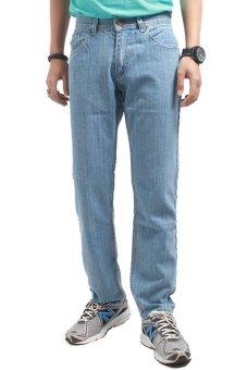 2ndRed 131227 -Jeans Basic - Biru Muda