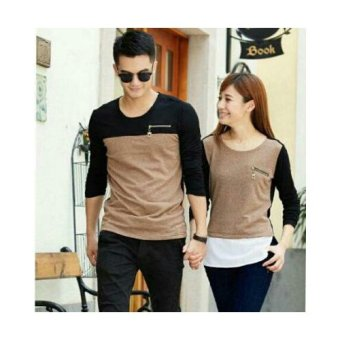 ... 369 Couple Zip Brown