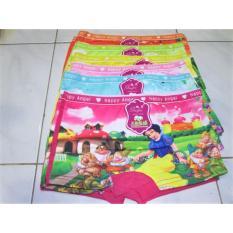 800 - 6pcs Celana Dalam Boxer Anak / CD Anak SW