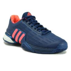 Adidas Sepatu Tennis Barricade Boost - AQ2261 - Biru