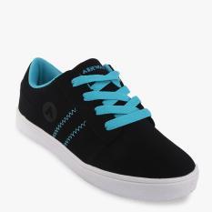 Airwalk Jordan Girls Sneakers Shoes - Hitam
