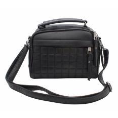 AITIA Tas Fashion Wanita Hand bag and Sling bag - Hitam
