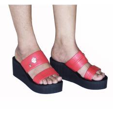 Aldhino Sandal Wedges Spon – SPW 04 - Mrh
