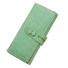 Amart Fashion Lady Women Candy Soft Leather Clutch Wallet Cute Long Card Purse