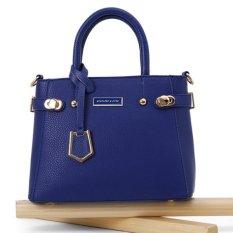 Amour Tas Import Fashion Women Korean Trendy Best Seller Korean Bag - Biru