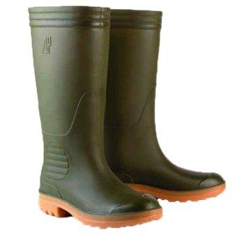 bbcda7ef31f Harga AP Boots Sepatu Boot Original Hijau - 9506 - PriceNia.com