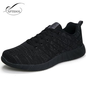 APTESOL Fashion Men's Plus Size EU 39-48 Running Shoes BreathableCasual Lightweight Sports Sneakers - intl