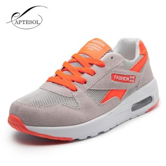 APTESOL Women Fashion Casual Mesh Sneakers Summer Breathable Air Sport Running Shoes - intl