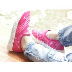 Arlaine Catty Sneaker Kids [Blush Pink]