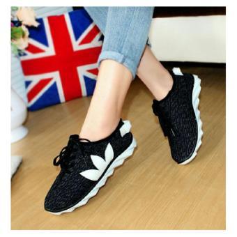 Arlaine Flower Sneaker Shoes [Abu]