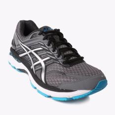 Asics GT-2000 5 Men's Running Shoes - Extra Wide - Abu-abu