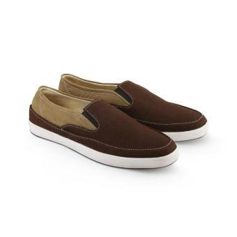 Ayako Fashion BD - 06 Slip On Men Shoes - (Brown)