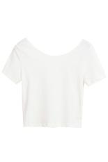 Azone Short Sleeve T-Shirt (White) - Intl
