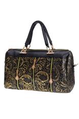 Azone Synthetic Leather Handbag Shoulder Bag (Gold)