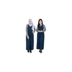 Baju Dress Muslim Wanita // Gamis RNH 011
