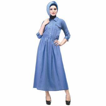 Baraya Fashion - Baju Muslim Wanita InficloSCR 631