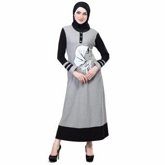 Baraya Fashion - Baju Muslim Wanita InficloSHJ 474