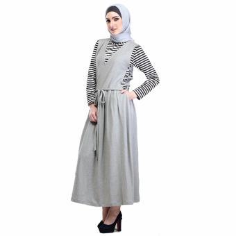 Baraya Fashion - Baju Muslim Wanita InficloSHJ 486