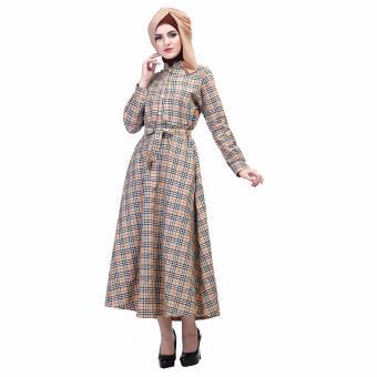 Baraya Fashion - Baju Muslim Wanita InficloSHJ 731