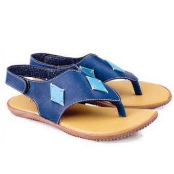 Baricco Sandal Wanita 2434- Biru