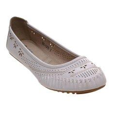 Bata Valor Ballerina Shoes - Putih