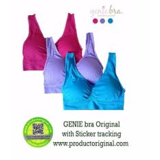 Beautylover Genie Bra Summer 1 Box isi 3Pcs
