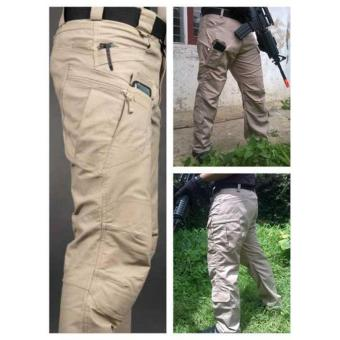 Blackhawk-Celana Tactical Panjang PDL Kargo Long Pants [Krem]