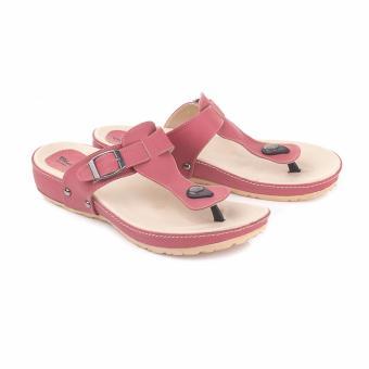 Blackkelly Flat Sandals Wanita - LTE 859