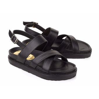 Blackkelly sandal wanita 61-hitam