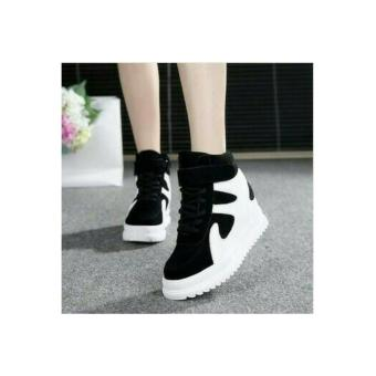 Boot Sneakers Savvy Hitam