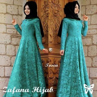 Busana Muslim Wanita Elegan HPL28