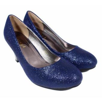 Calliope Jocie Sepatu Wanita - Blue