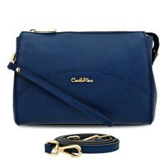 Carlo Rino 0303331-701-13 Blue Pouch (Blue)