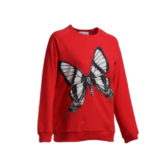 Carvil Swift Women's Sweater - Red