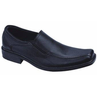 Catenzo Sepatu Kerja Kulit Premium Asli Cibaduyut