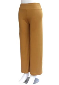 Celana Kulot Wanita-Crem