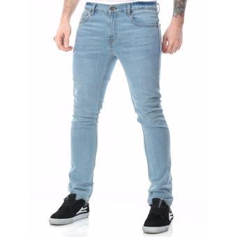 Celana Murah Pria Jeans Light Blue (Best Seller)