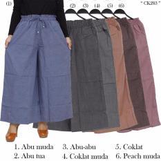 Celana Wanita I Celana Kulot I Celana Panjang I Celana Kantor I CKJ0936