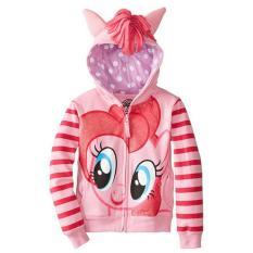 Chloe's Clozette Jaket Anak JA-13 Pink