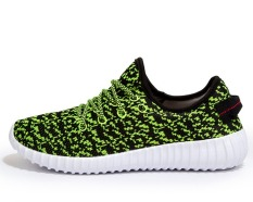 Classic Breathable Mesh Fashion Sneakers Women Size 34-41 Green