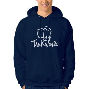 Clothing Online Hoodie Taekwondo - Navy