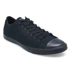 Converse Chuck Taylor All Star Lean Low Cut Sneakers - Hitam