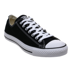Converse Chuck Taylor All Star Ox Canvas Low Cut Sneakers - Hitam
