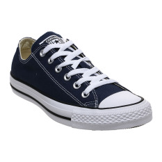 Converse Chuck Taylor All Star Ox Canvas Low Cut Sneakers - Navy