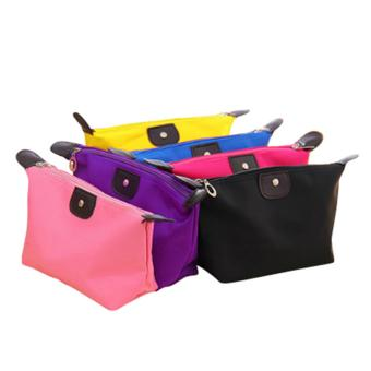 Cosmetic Pouch Long Champ Tas Kosmetik Tempat Make Up Dompet