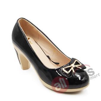 Dea Sepatu Fantofel Wanita 1607-1201 - Black